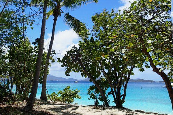 Caribbean waters